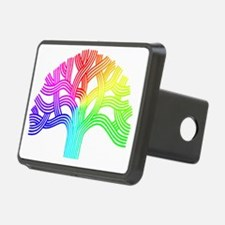 Oakland Tree Rainbow Hitch Cover