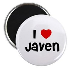 """I * Javen 2.25"""" Magnet (10 pack)"""