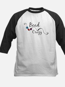 Bead Crazy II Kids Baseball Jersey