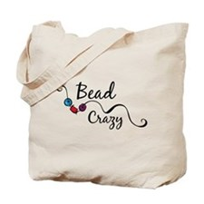 Bead Crazy II Tote Bag
