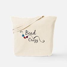 Bead Crazy II Tote Bag