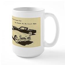 Two '53 Studebakers on Large RH Mug
