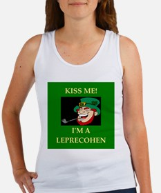 st. patrick's day gifts Women's Tank Top