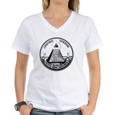 All Seeing Eye black fixed Shirt