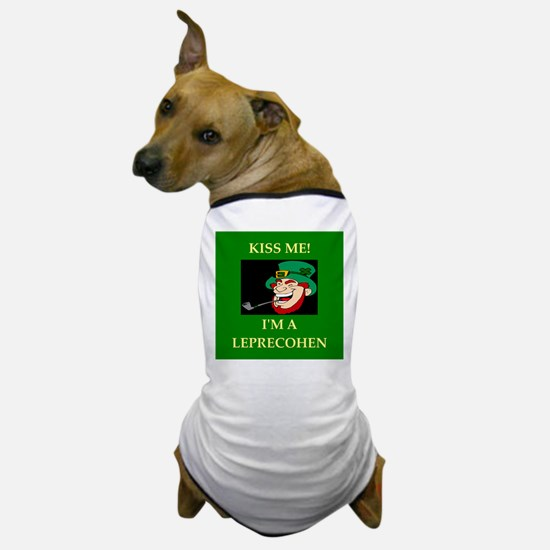 st. patrick's day gifts Dog T-Shirt