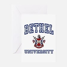 BETHEL University Greeting Cards (Pk of 10)