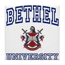 BETHEL University Tile Coaster
