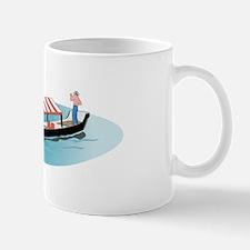 Man-in-the-Boat-dark Mug
