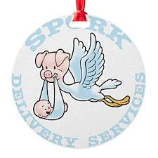 spork-DKT Ornament