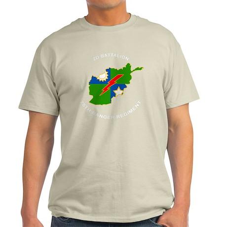 2-75 Afghanistan Light T-Shirt