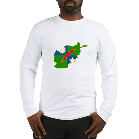 2-75 Afghanistan Long Sleeve T-Shirt