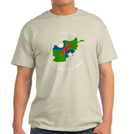 3-75 Afghanistan Light T-Shirt