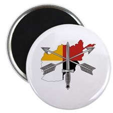 2-3rd Group Afghanistan Magnet