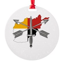 2-3rd Group Afghanistan Ornament