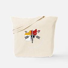 2-3rd Group Afghanistan Tote Bag