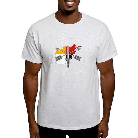 2-3rd Group Afghanistan Light T-Shirt