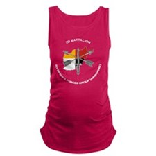2-3rd Group Afghanistan Maternity Tank Top