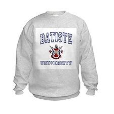 BATISTE University Sweatshirt