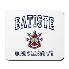 BATISTE University Mousepad