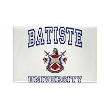 BATISTE University Rectangle Magnet