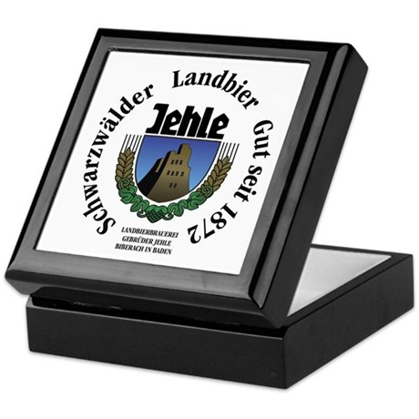 jehle-coaster-1.3 Keepsake Box