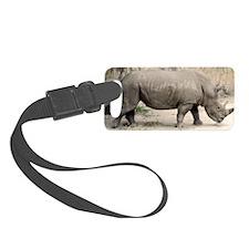 Rhino Luggage Tag