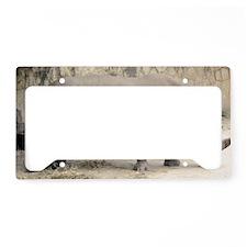 Rhino License Plate Holder