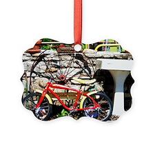 Spiderman_Bike_II Ornament