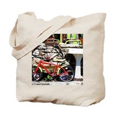 Spiderman_Bike_II Tote Bag