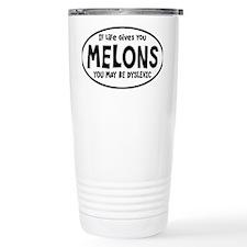 melons3 Travel Mug