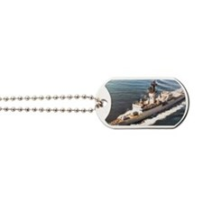 connole ff rectangle magnet Dog Tags