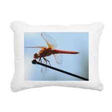 dragonFly Rectangular Canvas Pillow