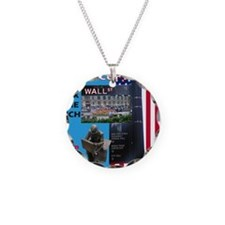 OCCUPY-Wall-Street-Poster Necklace