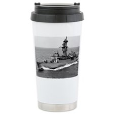 cook de large framed print Travel Mug