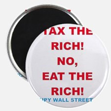 tax-eat-the-rich Magnet