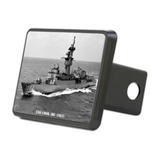 cook de framed panel print Hitch Cover