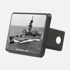 cook ff framed panel print Hitch Cover