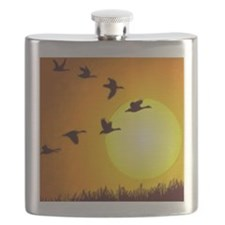 Geese Flask