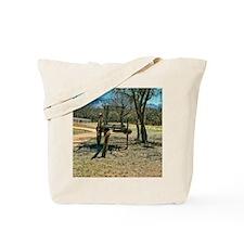 ox wagon artifact Tote Bag