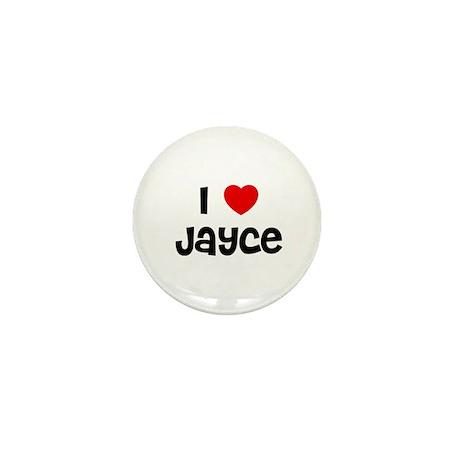 I * Jayce Mini Button (10 pack)
