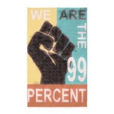 Poster large 23x35_print_Occupy Wal 3'x5' Area Rug