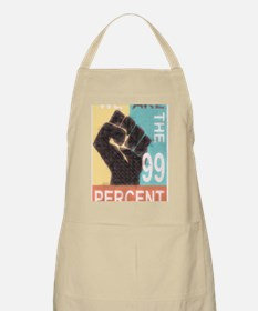 Poster large 23x35_print_Occupy Wall Street  Apron