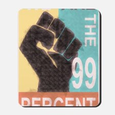 Poster large 23x35_print_Occupy Wall Str Mousepad
