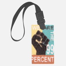 Poster large 23x35_print_Occupy  Luggage Tag