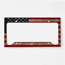 flag1-join-die-OV License Plate Holder