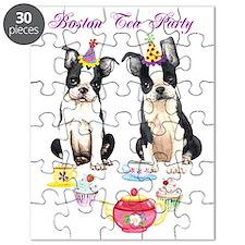 boston tea party Puzzle