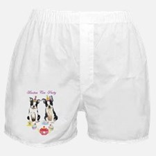 boston tea party Boxer Shorts