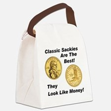 000 classic sackies Canvas Lunch Bag