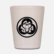 Hagakure Shot Glass