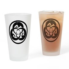 Hagakure Drinking Glass